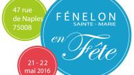 Pour la première fois, les Amis de Saint-Augustin tiendront un stand au 47 Rue de Naples ( 75008 Paris) lors de la Fête du Groupe scolaire catholique Fénelon Sainte-Marie, tout […]