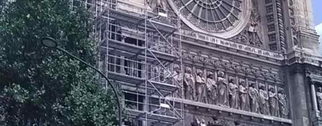 Mi-juillet 2016 : laréfection du massif d'entrée débute enfin !La constante mobilisationdes parisiennes et des parisiens pour la rénovation de l'église Saint-Augustin est ainsi récompensée. Cette heureuse issue est attendue […]
