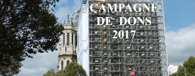 La campagne de dons 2017 des Amis de Saint-Augustin vient de débuter. Depuis plus de six ans et grâce au fidèle soutien de nos actuels 732 membres et donateurs, nous […]