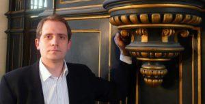 Le choral pour orgue visité par Thomas Monnet… Ce sera le 7 octobre.