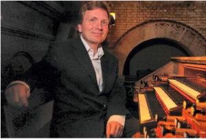 Venez écouter Eric Lebrun, organiste de renommée internationale. Ce sera le 9 décembre.