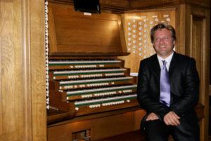 Les concerts au Grand Orgue reprennent ! Avec Hubert Haye qui improvisera le 27 septembre à 17H.
