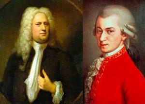 Haendel et Mozart. Quatre mains et deux génies pour un seul Grand Orgue. Le 20 décembre.